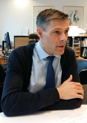 Jego Ekscelencja Steen Hommel, Ambasador Królestwa Danii w Polsce