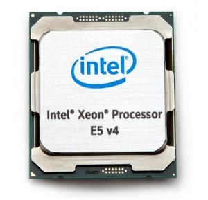 Procesory Xeon E5 v4 są wyposażone w maks. 22 jednostki CPU.
