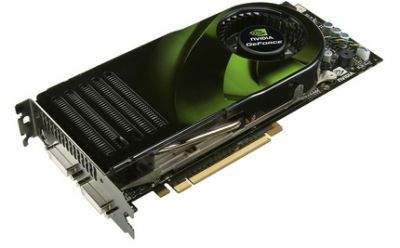 Topowy model GeForce 8800 GTX