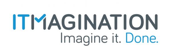 Nowe logo firmy ITMAGINATION.