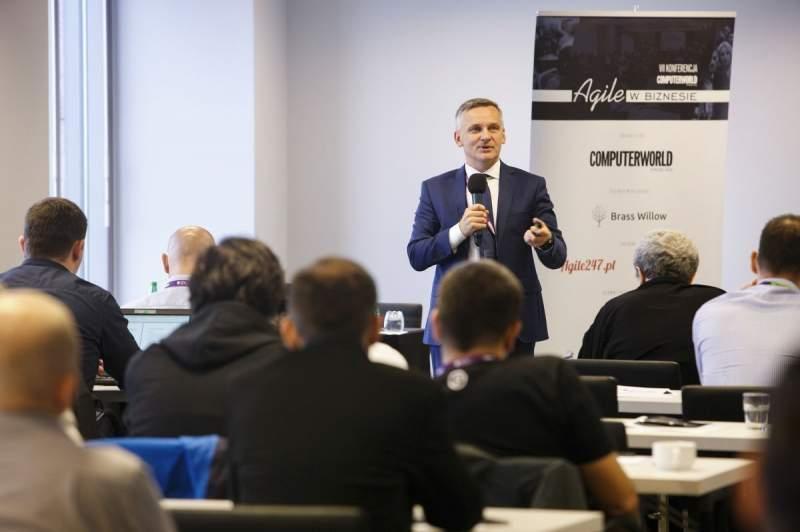 Konferencja Computerworld Agile w biznesie 2017