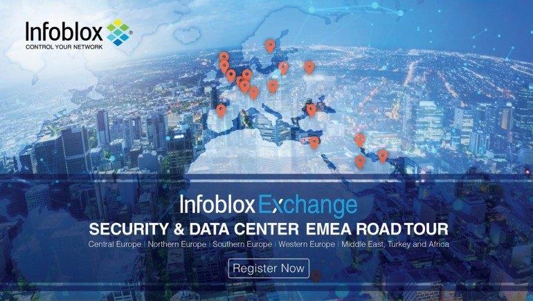 Infoblox Exchange – konferencja poświęcona bezpieczeństwu DNS
