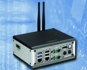 Uniwersalny kontroler urządzeń IoT. Źródło: Acceed GmbH.