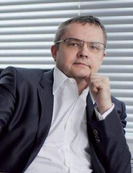 Prof. Konrad Świrski, Politechnika Warszawska, prezes Transition Technologies
