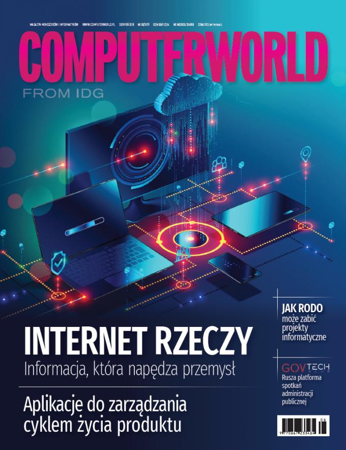 Computerworld 8/18
