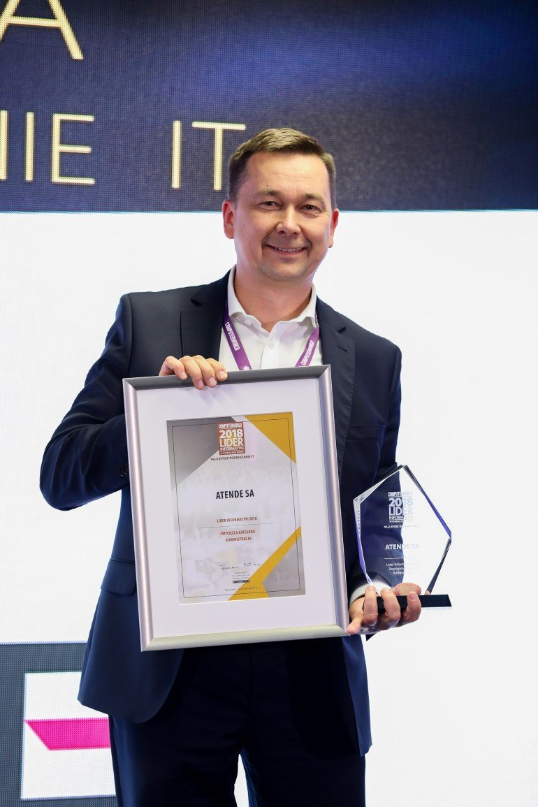Dostawcy ICT w konkursie Lider Informatyki 2018