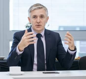 Grzegorz Dobrowolski, dyrektor sprzedaży rozwiązań w Cisco