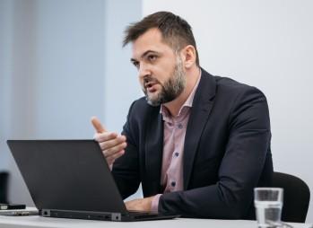 Piotr Makulec, kierownik strategicznych inicjatyw technologicznych w Exatel