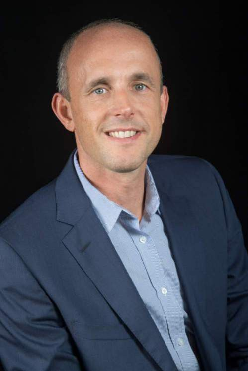 Xavier Perret, wiceprezes i  CDMO w OVH