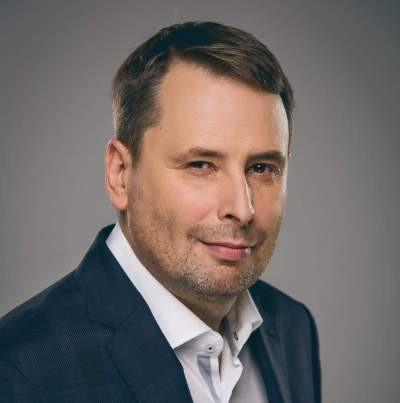 Robert Busz, dyrektor polskiego oddziału firmy Equinix. Źródło: Equinix.