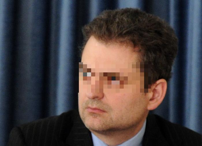 Piotr D., drugi z zatrzymanych pod zarzutem szpiegostwa na rzecz Chin. Źródło fotografii: Onet / PAP/ Grzegorz Jakubowski