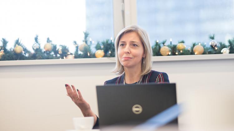 Joanna Chmielak, menedżer ds. dużych klientów, Fortinet