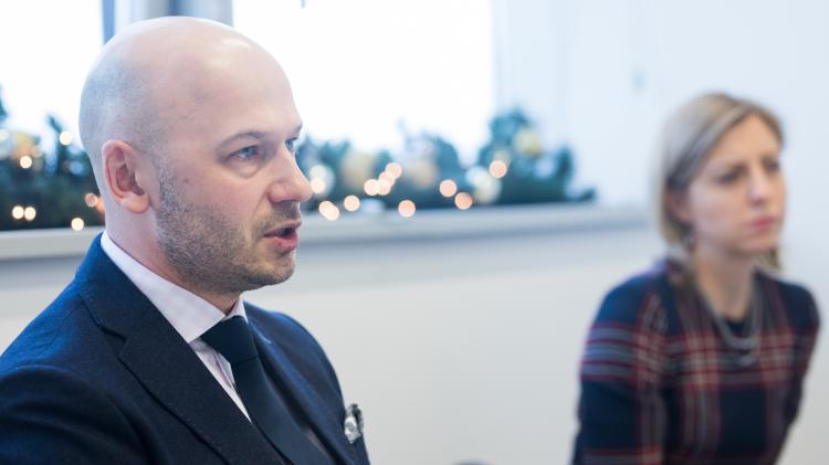 Piotr Pietrzak, dyrektor ds. technologii, IBM