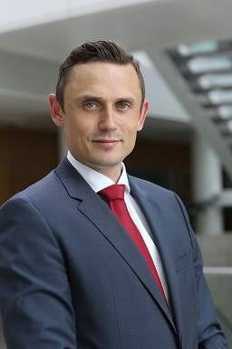 Marcin Wasilewski, dyrektor biznesu ropy i gazu w ABB