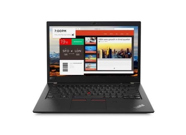 Wideorecenzja Lenovo ThinkPad T480s - mały laptop biznesowy dla wymagających