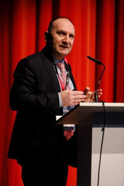 Jacek Paziewski, Dyrektor Biura Analiz i Projektów Strategicznych w Ministerstwie Cyfryzacji. Źródło: Computerworld IDG.