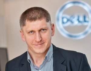 Jarosław Dankowski, Dell EMC Networking Poland & Czech Republic Sales Executive. Źródło: Dell Technologies.
