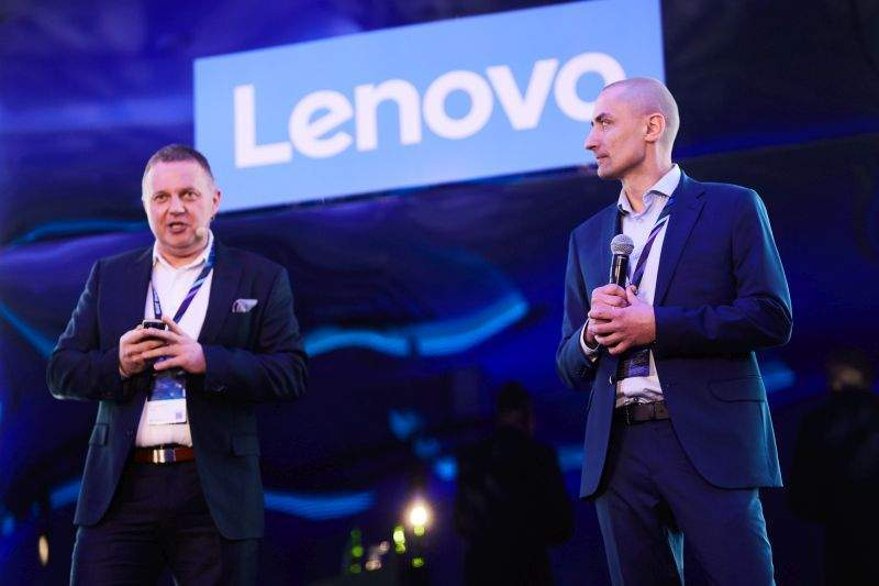 Maciej Polak, 4P Product Engineer &  Evangelist oraz Tomasz Stanek, Service Delivery Manager