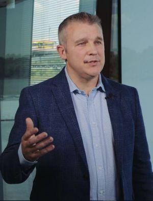 Greg Hanson, CTO wiceprezes  EMEA & LATAM, Informatica