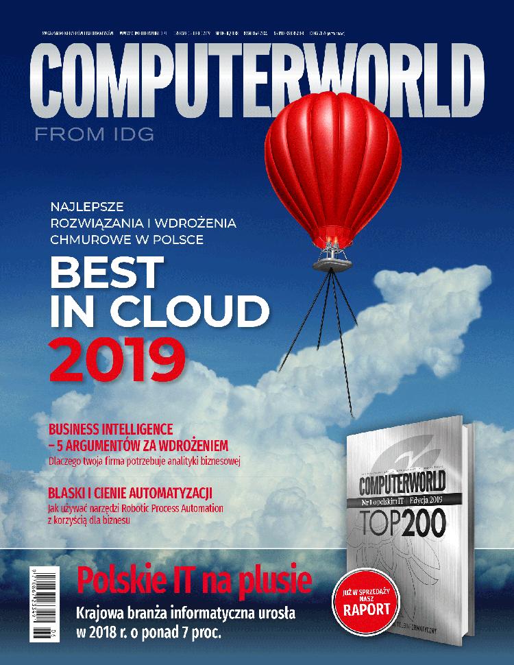 Computerworld 6-7/2019. Co w numerze?