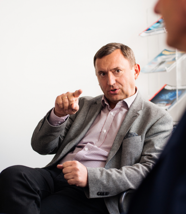 Artur Cyganek, dyrektor regionalny, Acronis