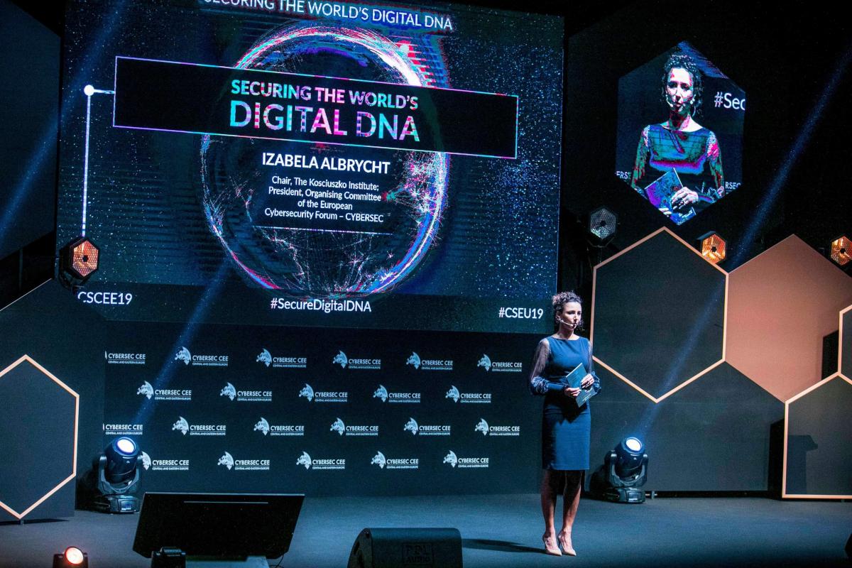 CYBERSEC CEE 2019: Nowe technologie zmienią oblicze geopolityki
