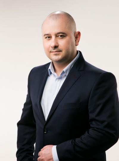 Marcin Lebiecki, dyrektor Pionu Usług Cloud i Data Center