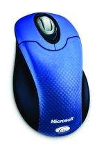 Wireless Optical Mouse Blue Moon