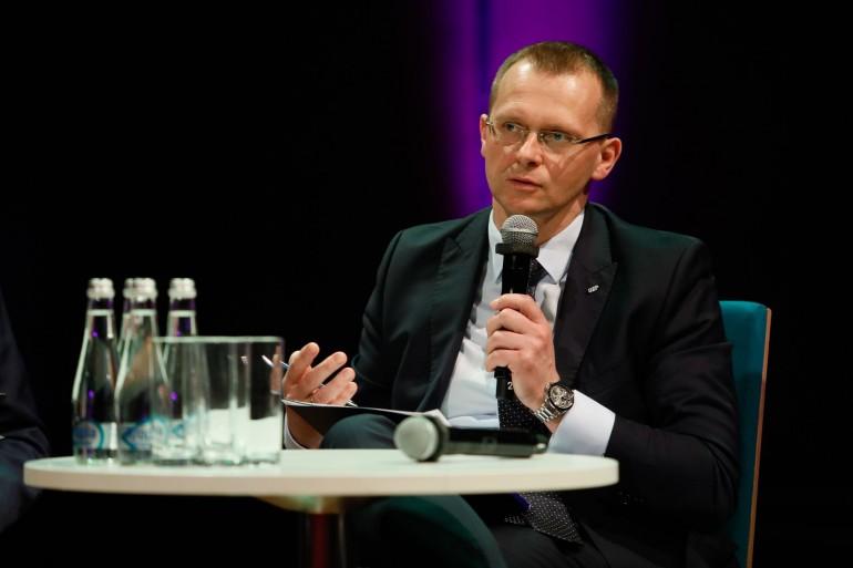 Hubert Nowak, prezes Urzędu Zamówień Publicznych