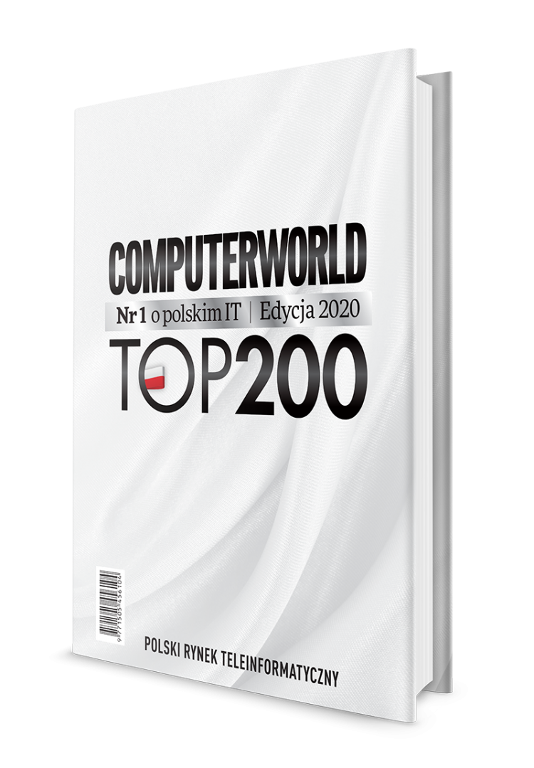 Computerworld TOP200 Edycja 2020. Polskie ICT na zakręcie