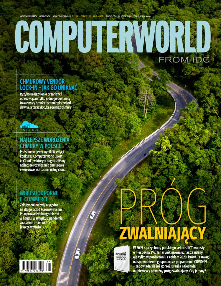 Computerworld 5-6/2020. Kondycja polskiego IT