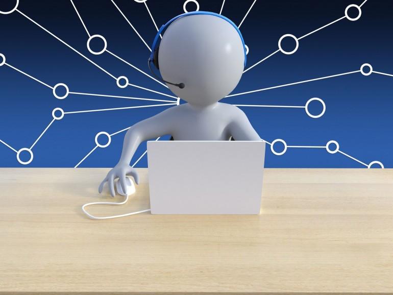Sztuczna inteligencja w centrach obsługi klienta