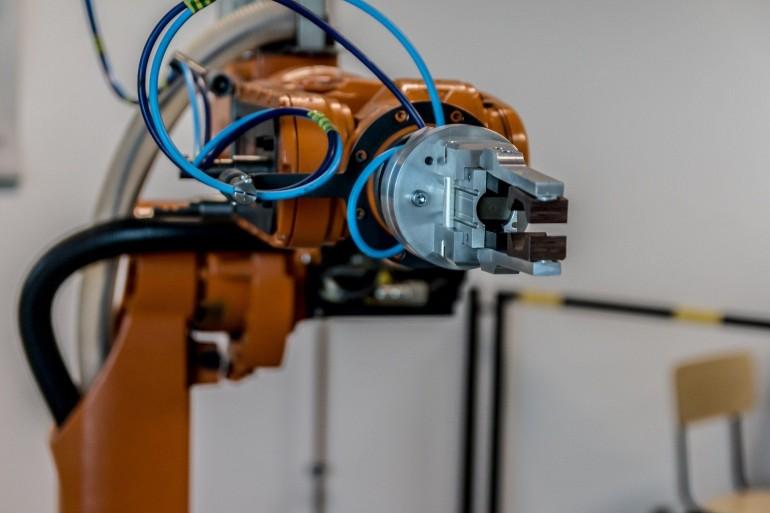 Roboty masowo pójdą do pracy