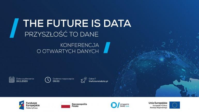 Przyszłość to dane – konferencja o otwartych danych