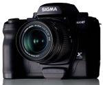 Sigma SD10 - 10 megapikseli