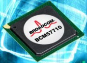 Broadcom demonstruje możliwości kontrolera Ethernet 10 Gb/s