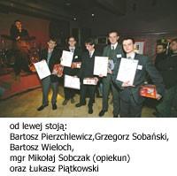 Czwarte miejsce Politechniki Poznańskiej w Microsoft Imagine Cup