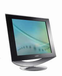 Monitor LCD Sony HS74