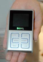 Odtwarzacz BenQ z wbudowanym twardym dyskiem