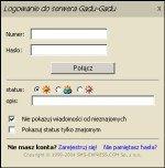 Gadu-Gadu przez WWW